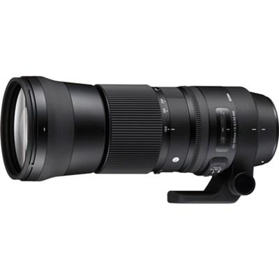 150-600mm F5-6.3 DG OS HSM Zoom Lens (Contemporary) for Nikon DSLR Cameras