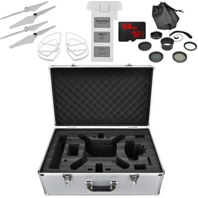 Phantom 3 Advanced Drone Photogprahy Bundle