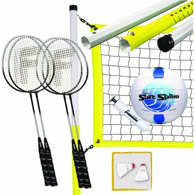 Advanced Badminton/Volleyball Set