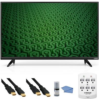 D39h-C0 - 39-Inch 720p LED HDTV Plus Hook-Up Kit
