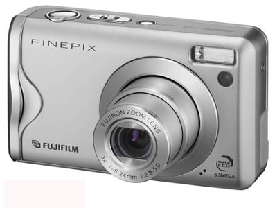 Finepix F20 Digital Camera