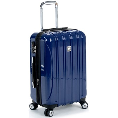 Helium Aero Carry-On Expandable Spinner Trolley (Cobalt Blue) - 07644BD