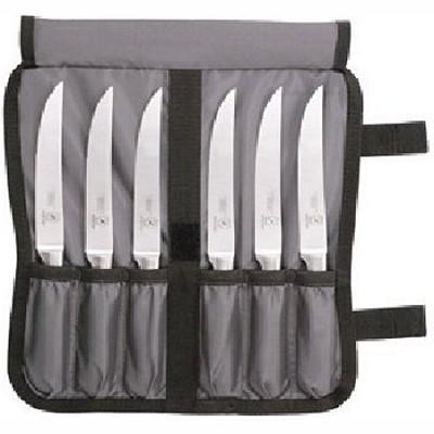 M21920 - 7-Pc. Forged Steak Knife Set - Serrated