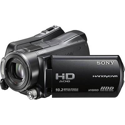 HDR-SR12 High-definition 120-gigabyte Hard Drive Camcorder - OPEN BOX