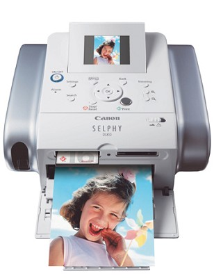Selphy DS810 Compact Photo Printer