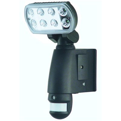 AEC-931BSD-SP8 Motion Sensor LED Light with Camera and Audio OPEN BOX