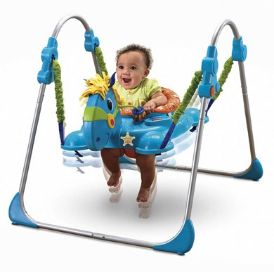Galloping Fun Jumperoo