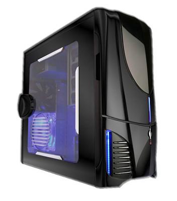 WGMI-2NG771 Gaming PC - Intel Core 2 Duo E8400, Asus P5N73-AM, 4GB DDR2