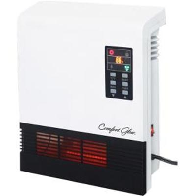 Comfort Glow Quartz Wall Heater in White - QWH2100