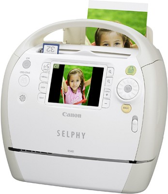 SELPHY ES40 Compact Photo Printer