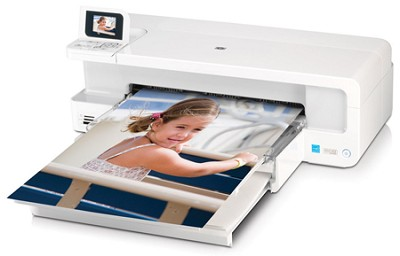 Photosmart B8550 Wide Format Photo Printer - OPEN BOX