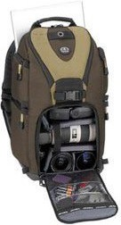 5788 Evolution 8 Photo/Laptop Sling Backpack (Brown/Tan)