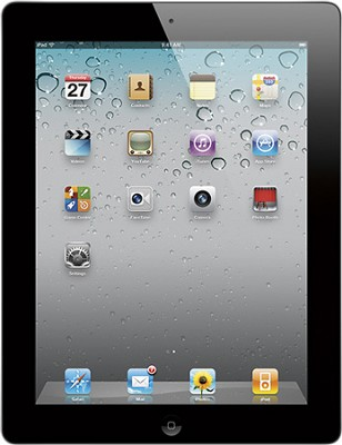 iPad 2 64GB with Wi-Fi & 3G For AT&T - Black MC775LL/A