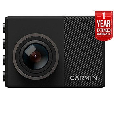 Dash Cam 65W 1080P w/ 180-Degree Field of View + 1 Year Extended Warranty