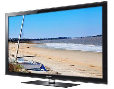PN58C550 58` 1080p Plasma HDTV
