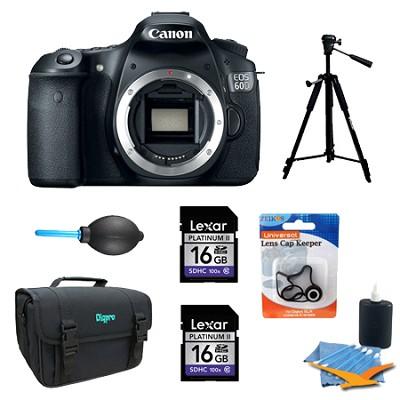 EOS 60D 18 Megapixel SLR Digital Camera.