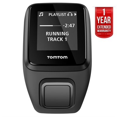 Spark 3 Cardio Music Bluetooth GPS Fitness Watch/HR Monitor + EXTENDED WARRANTY