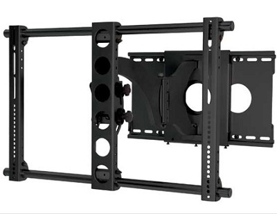 VMAA26B - Full Motion 25.75` Arm Wall Mount for 37` - 65` flat-panel TVs (Black)