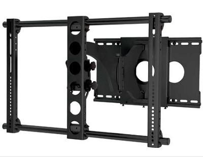 VMAA26B - Full Motion 25.75` Arm Wall Mount for 37` - 65` flat-panel TVs (Black)