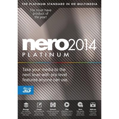 2014 Platinum HD Multimedia Software (AMER-12240000/569)