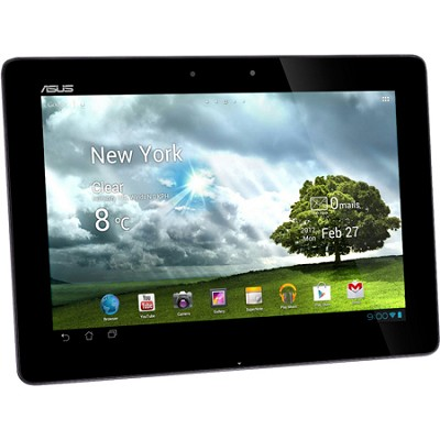 10.1` Eee Pad 64GB LED Backlit Wi-Fi Tablet - NVIDIA Tegra 3 T33 (1.6GHz)