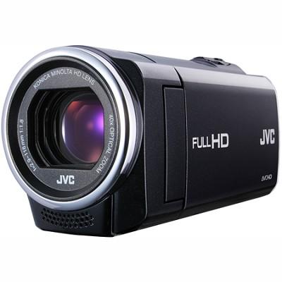 GZ-E10BUS - HD Everio Camcorder 40x Zoom f1.8 (Black)