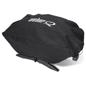 6550 Vinyl Cover for Weber Baby Q, Q-100 and Q-120 Grills