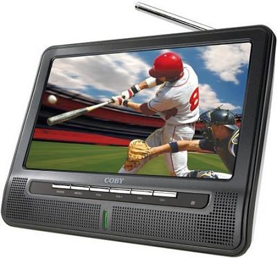 8` ATSC Digital Portable TV