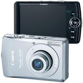 Powershot SD630 Digital ELPH Camera