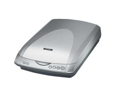 Perfection 4180 Photo Scanner