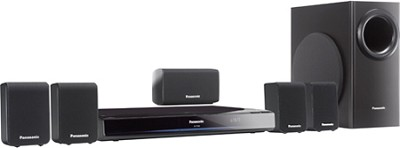 SC-PT480 DVD Home Theater Surround Sound System