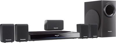 SC-PT480 DVD Home Theater Surround Sound System