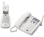26955GE1 900 MHz Corded Speakerphone Base and Cordless Phone w/Caller ID