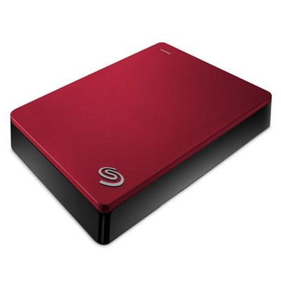 4TB Backup Plus PortableDr Red