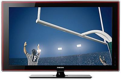 LN46A750 - 46` High-definition 1080p LCD TV
