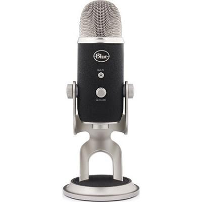 Yeti Pro USB Condenser Microphone, Multipattern