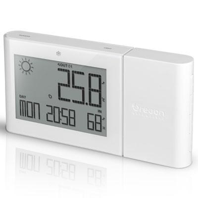 Wireless Weather Station in White - BAR266W