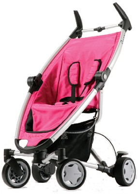 Zapp Stroller (Bright Pink)