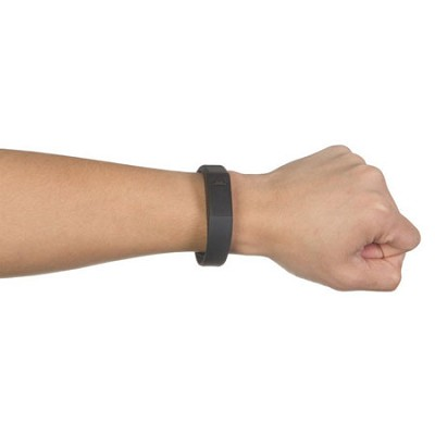 Bluetooth Activity Band Pro Track Ultra Activity Tracker, Black