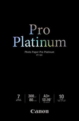 Photo Paper Pro Platinum 13` X 19` - 10 Sheets