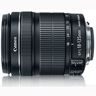 EF-S 18-135mm f/3.5-5.6 IS STM Lens - Authorized USA Dealer, Warranty Included