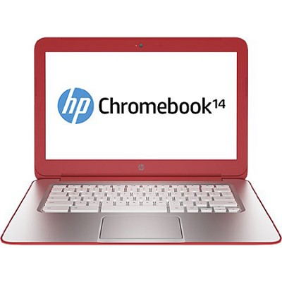 14.0` HD LED 14-q030nr Chromebook PC - Intel Celeron 2955U ProC. - OPEN BOX