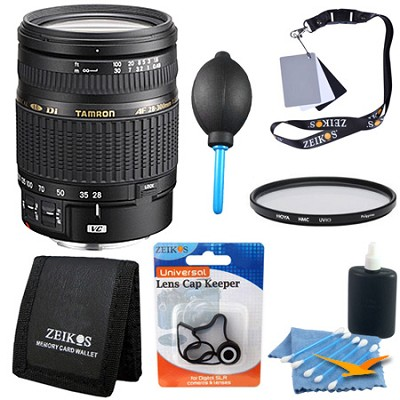 28-300mm f/3.5-6.3 XR DI VC (Vibration Compensation) Macro Kit for Nikon DSLR