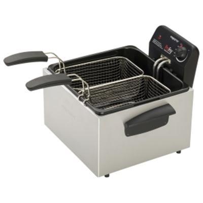 Dual Element Immersion Fryer