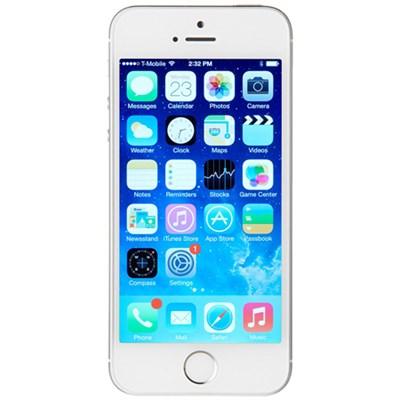 iPhone 6, Silver, 64GB, Unlocked Carrier - Refurbished - IPH6SL64U