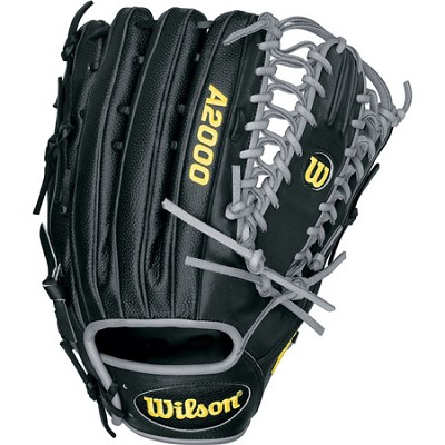 A2000 SuperSkin OT6 Fielding Glove - Right Hand Throw - Size 12.75`
