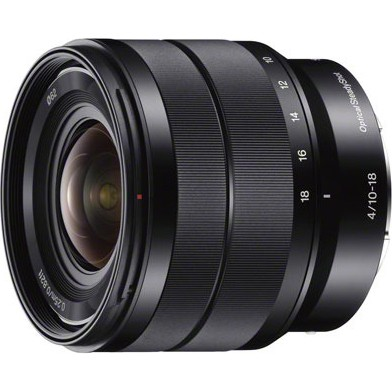 SEL1018 - 10-18mm f/4 Wide-Angle Zoom E-Mount Lens