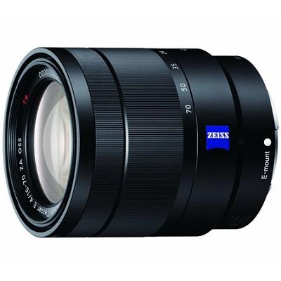 SEL1670Z 16-70mm f/4 Mid-Range Zoom Lens - OPEN BOX