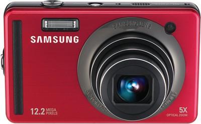 SL720 12MP 3.0 inch LCD Digital Camera (Red)