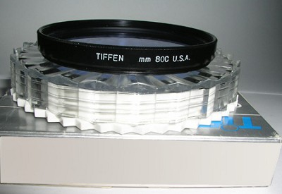55mm 80C Filter - OPEN BOX